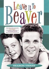 Leave It To Beaver: The Complete Third Season, DVD Set