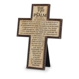 Psalm 23 Wall Cross
