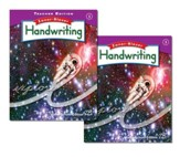 Zaner-Bloser Handwriting Grade 5:  Student & Teacher Editions (Homeschool Bundle)