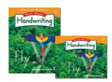 Zaner-Bloser Handwriting Grade 1:  Student Edition & Practice Masters (Homeschool Bundle)