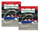 Zaner-Bloser Handwriting Grade 3:  Student Edition & Practice Masters (Homeschool Bundle)