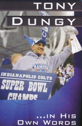 Tony Dungy: In His Own Words (NIV), Pack of 25 Tracts