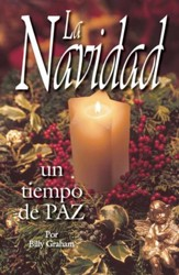 Christmas: A Time for Peace, 25 Tracts in Spanish (NVI)