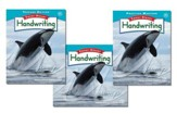 Zaner-Bloser Handwriting Grade 2C:  Student, Teacher, & Practice Masters (Homeschool Bundle)