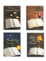 Light from His Word, Box of 12 Assorted All Occasion Cards