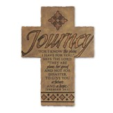 Journey Wall Cross, Large