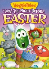 'Twas the Night Before Easter, VeggieTales DVD