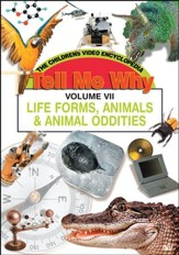Tell Me Why: Life Forms, Animals and Animal Oddities DVD
