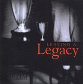 Leaving A Legacy - CD