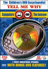 Tell Me Why: Computers & The Internet DVD