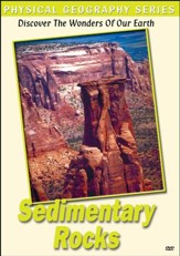 Physical Geography: Sedimentary Rocks & Their Formation DVD