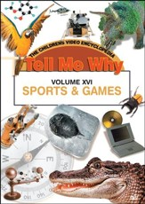 Tell Me Why: Sports & Games DVD
