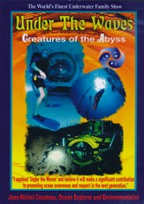 Under the Waves: Creatures of the Abyss DVD