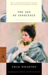 The Age of Innocence: (A Modern Library E-Book) - eBook