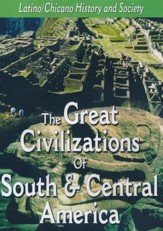 Latino History: The Great Civilizations of South & Central America DVD