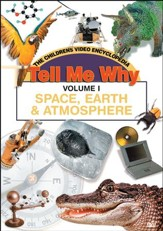 Tell Me Why: Space, Earth and Atmosphere DVD