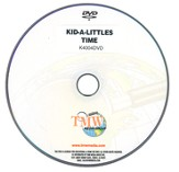 Kid-a-Littles: Planning Your Time DVD