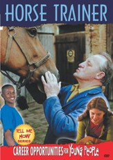 Tell Me How Career Series: Horse Trainer DVD
