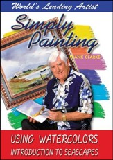 Simply Painting: Using Watercolors  Introduction to Seascapes DVD
