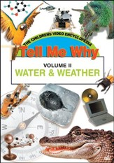 Tell Me Why: Water and Weather DVD
