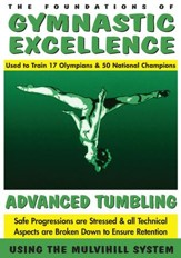 Gymnastics Series: Advanced Tumbling DVD