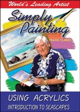 Simply Painting: Using Acrylics Introduction to Seascapes DVD