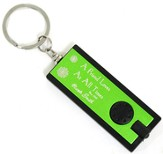 Personalized, Green Flashlight, Friends Love At All   Times