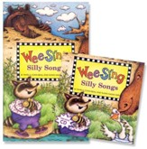 Wee Sing Silly Songs, Book & CD