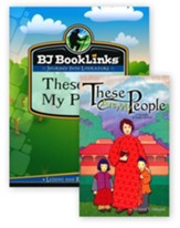 BJU Reading Grade 3 BookLinks: These Are My People (lesson plans only)