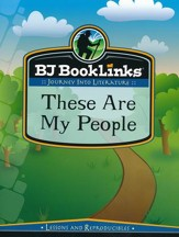 BJU Press BookLinks Grade 3: These Are My People, Teaching Guide & Novel