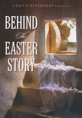 Behind the Easter Story - DVD