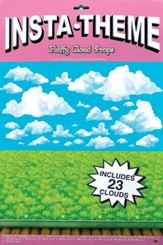 Mighty Fortress VBS: Cloud Props (Pack of 23)