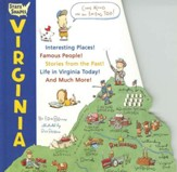 State Shapes: Virginia
