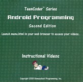TeenCoder: Android Programming Supplemental Instructional DVD, 2nd Edition