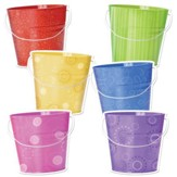 Buckets 6 Mini Designer Cut-Outs