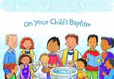 Child Baptism Cards