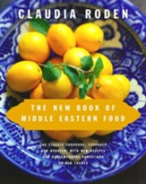 The New Book of Middle Eastern Food - eBook