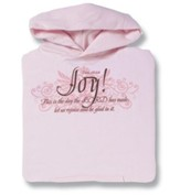 Joy Hooded Sweatshirt Pink,