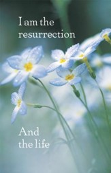 I Am The Resurrection and the Life, Bulletins, 100