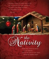 The Nativity (John 3:16) Large Bulletins, 100
