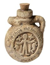 Yeshua the Anointed--Anointing Oil Flask