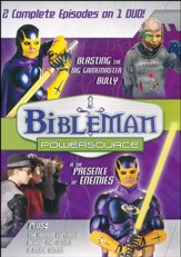 Bibleman Powersource: Blasting the Big Gamemaster Bully /  In the Presence of Enemies, DVD