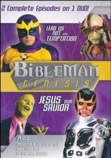Bibleman Genesis: Lead Us Not Into Temptation / Jesus Our  Savior, DVD