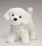 Dandelion Puff Bichon, Plush Dog