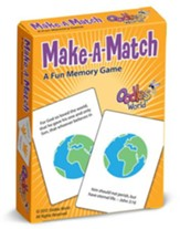 Make-A-Match Card Game