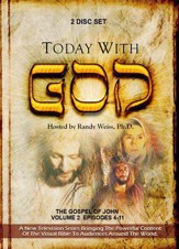 Today With God: Gospel of John Volume II