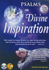 Psalms for Divine Inspiration: DVD & CD