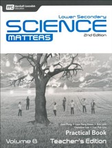 Lower Secondary Science Matters  Practical Teacher's Edition B