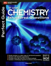 Chemistry Matters Structured  Questions Grades 9-10 2nd Edition