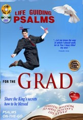 Life Guiding Psalms for the Grad (Male Edition): DVD & CD